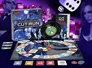 Cut and Run - International Gambling Board Game